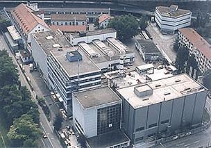 Fabrik Haefely Basel